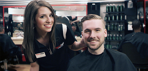 Sport Clips Haircuts of Winston Salem Haircuts